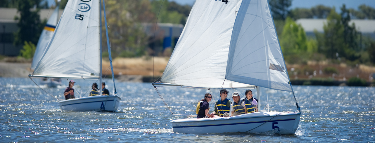 Intermediate Sailing